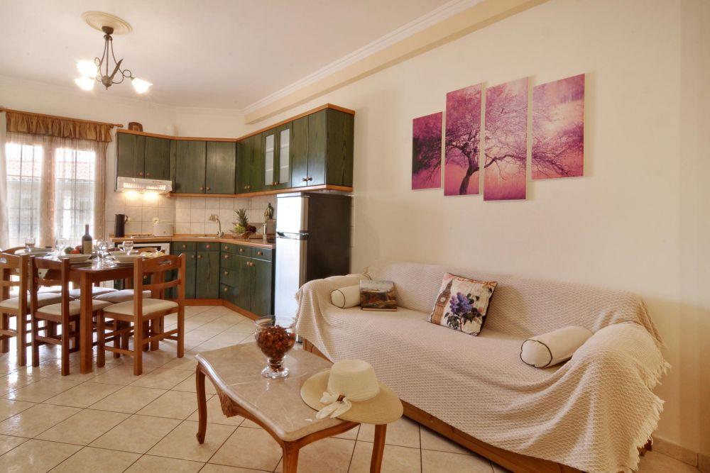 accommodation agios gordios 2 bedroom apartment