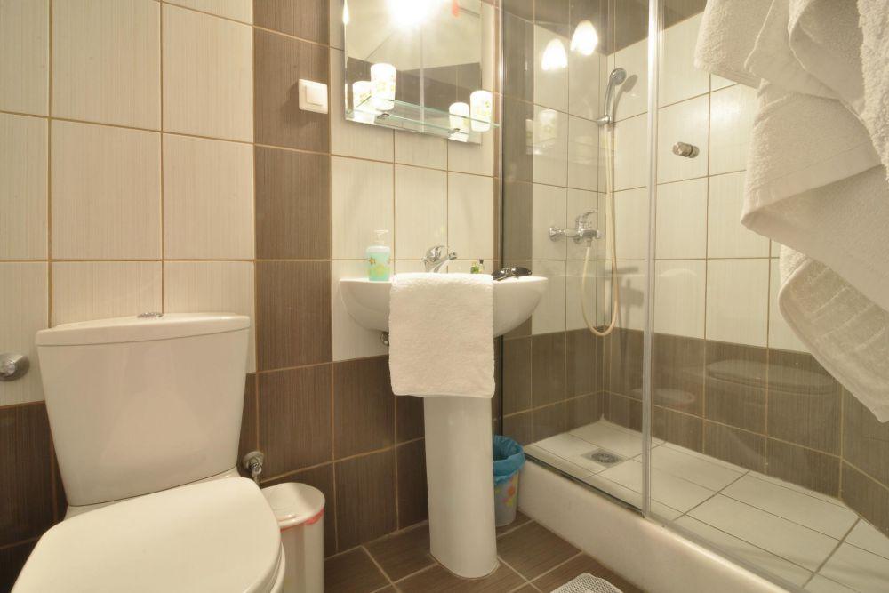 bathroom rolandos apartments